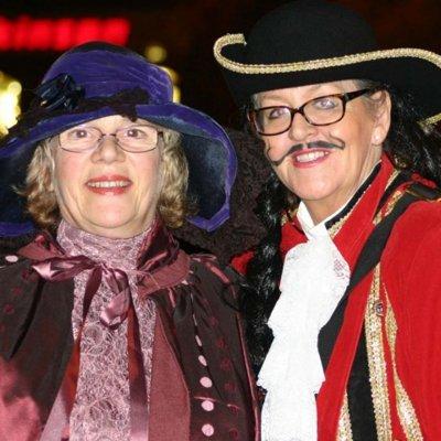 Street Fair - 2013 - Jeanette & Jill